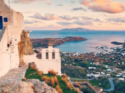 3 ελληνικοί προορισμοί στο top10 της Μεσογείου