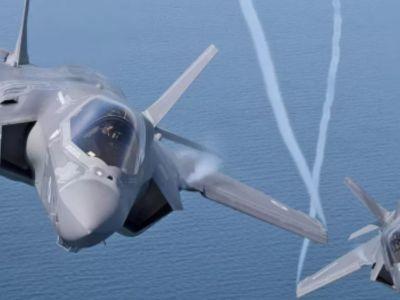 Η Τουρκία παρέλαβε δύο F-35, αλλά