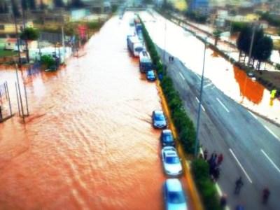 Απόδοση ευθυνών για τις καταστροφές στη Μάνδρα