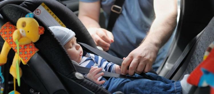 Βάζουμε λάθος το μωρό στο αυτοκίνητο