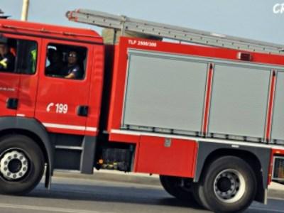 Μεγάλος κίνδυνος πυρκαγιάς