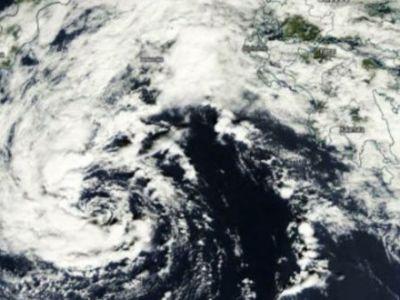 Η πορεία του κυκλώνα Ζορμπά