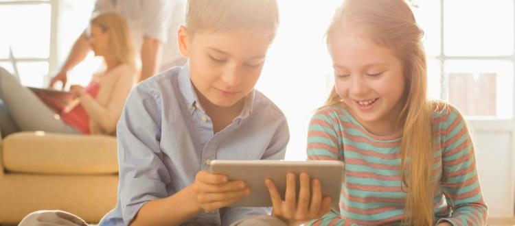 Τα tablet καταστρέφουν τον ύπνο και το βάρος των παιδιών