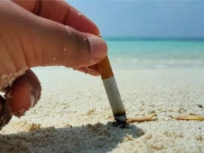 Τέλος το κάπνισμα στις παραλίες