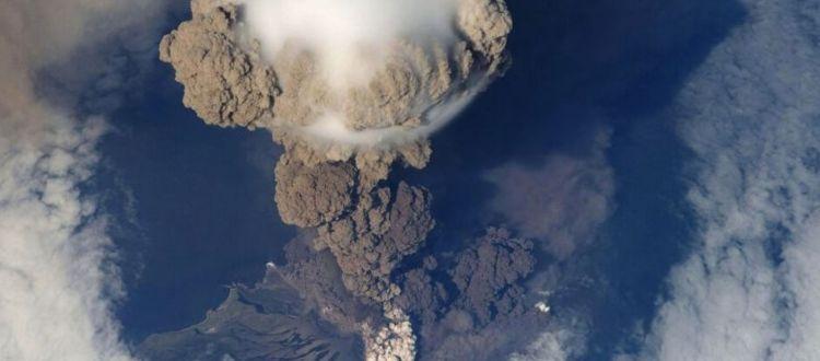 Το ηφαίστειο της Σαντορίνης θα εκραγεί ξανά