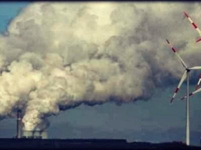 Νέο ρεκόρ στις εκπομπές αερίων θερμοκηπίου