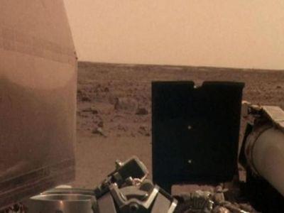 Μια ιστορική προσεδάφιση στον Άρη