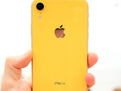 Λανσαρίστηκε και το νέο iPhone XR