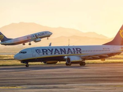 Παραλίγο σύγκρουση πτήσεων της Ryanair