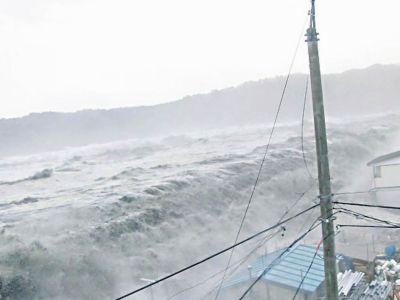 Δεύτερη στην Ευρώπη η Ελλάδα σε κίνδυνο τσουνάμι