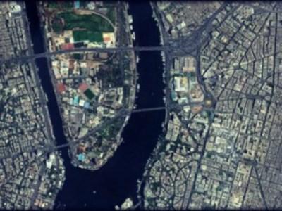 Ποιες πόλεις αναγνωρίζεις από τον δορυφόρο
