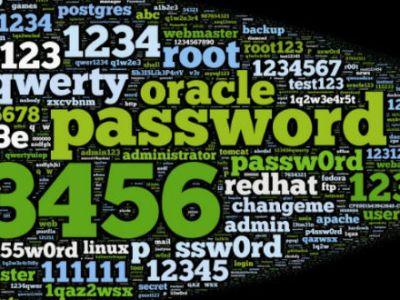 Τα 25 χειρότερα passwords για το 2018