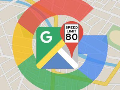 Τα όρια ταχύτητας στο Google Maps