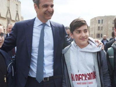 Ο Μητσοτάκης καταδικάζει το «bullying» αλλά