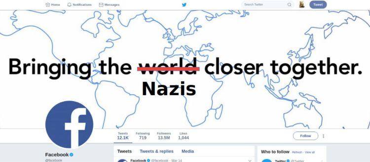 Τέλος η ρητορική μίσους στο Facebook