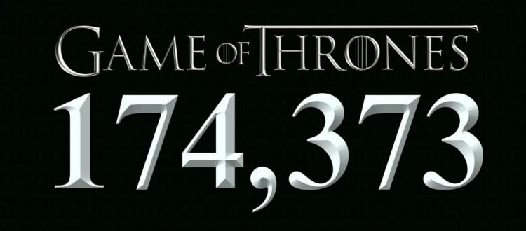 Όλοι οι θάνατοι του Game of Thrones