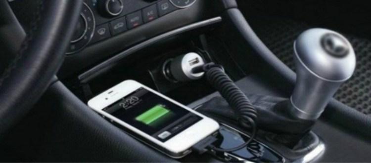 Κοστίζει η φόρτιση του smartphone στο αυτοκίνητο