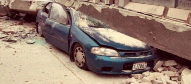 Τι κάνουμε αν οδηγούμε και γίνει σεισμός