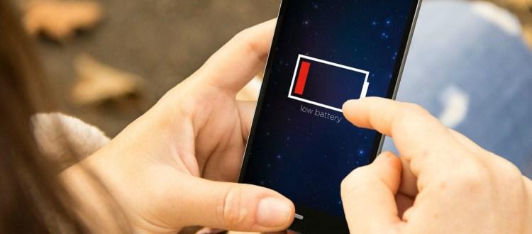 Γιατί η μπαταρία του smartphone αδειάζει γρήγορα
