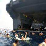 Πως χαλαρώνουν οι ναύτες στο ΠΝ των ΗΠΑ