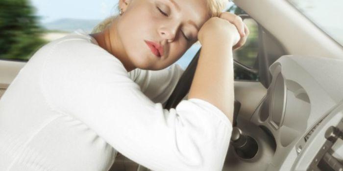 Ο χαμένος ύπνος οδηγεί σε τροχαίο ατύχημα