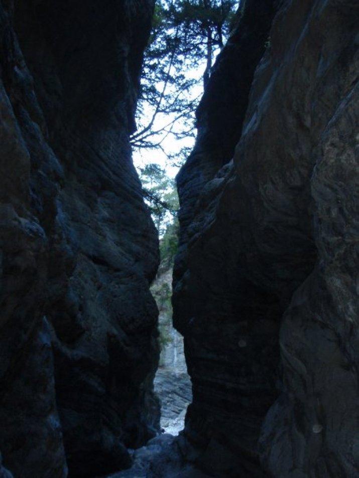 Klados canyon by George Tsampas