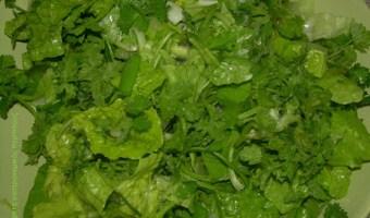 Παπούλες σαλάτα (μια παραδοσιακή και μια «δημιουργική» εκδοχή)