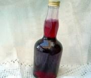 Σιρόπι ροδιού (σπιτική γρεναδίνη)