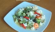 Σαλάτα με ωμά χειμωνιάτικα λαχανικά