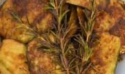 Μελιτζάνες τηγανητές σαβόρε