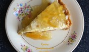 Τάρτα με mousse λεμονιού a la Crète (με lemon curd και μυζήθρα Κρήτης)