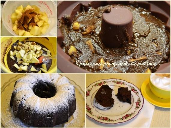 1-cake sokolata olikis