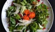 Μια πράσινη σαλάτα της ευελιξίας και της ποικιλίας!