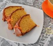 Απλό κέικ πορτοκαλιού με ελαιόλαδο