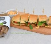 Σάντουιτς με απάκι Κρήτης και κρέμα τυριού (VIDEO)