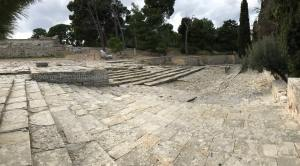 Knossos Minoan Theatre