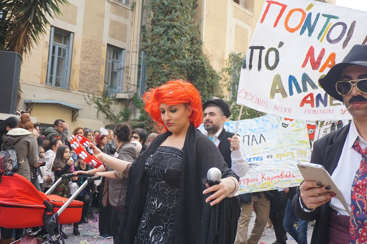 Image result for ποντιακό καρναβάλι