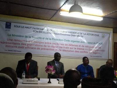 La société civile dans les processus de résolution des conflits à Sokodé