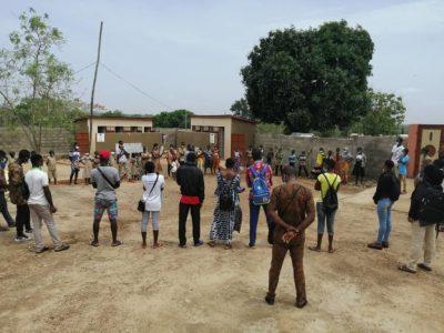 Creuset Togo forDes clubs d'enfants dynamique et engagés dans la protection  droits
