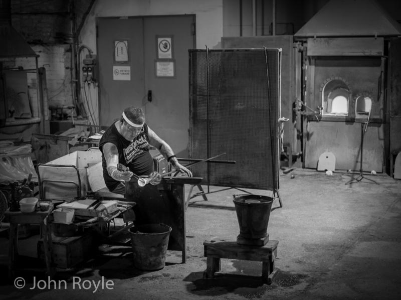 _P3 2018_John Royle – 2_Glassmaker_G_-2