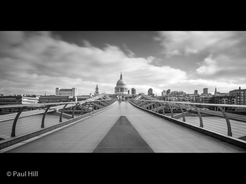 Paul Hill – Millenium Bridge-2