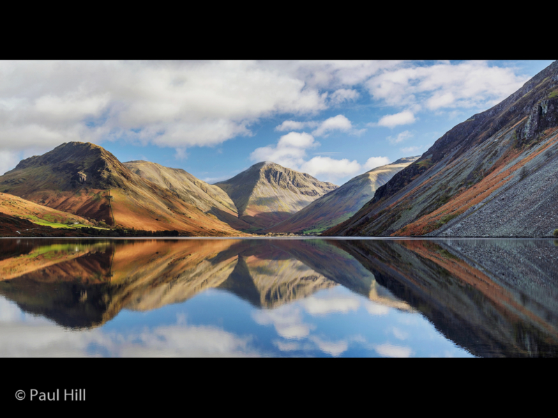 Paul Hill_Wast Water Reflections_G-2