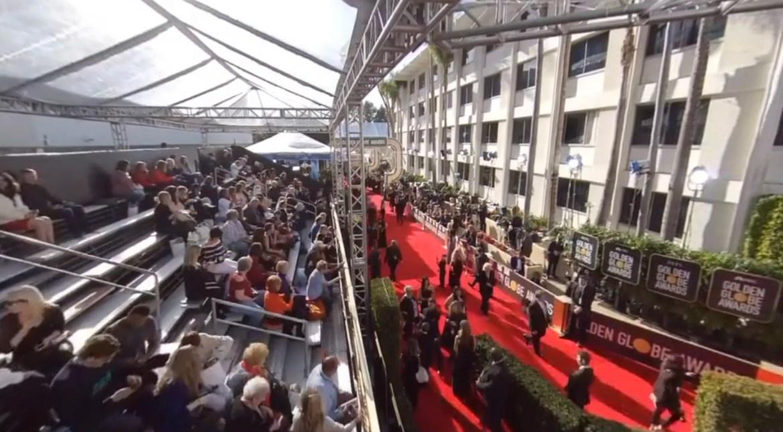 Golden Globes 2019 Red Carpet