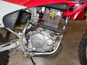 CRF's Only  Product Review of the Engines Only 250cc Big