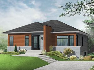 Modern Home Plans And Contemporary Architectural Home Features – Crh ...