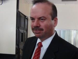 Manrique Oviedo aseguró que no votará por Danilo Cubero. Archivo CRH