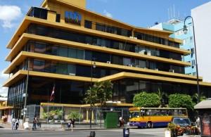 """El ministro de Hacienda aseguró que la actitud del abogado es """"poco patriótica"""". CRH"""