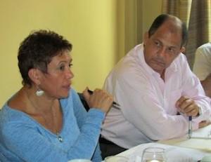 Luis Guillermo Solís inscribe su precandidatura en el PAC