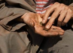 País alcanza máximo de pobreza.