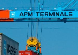 El atraso en los trabajos de la calle implicarían un retraso en las obras para APM Terminals.